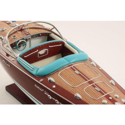 Kiade, Modellboot 'Riva Super Tritone' 2 verschiedene Größen