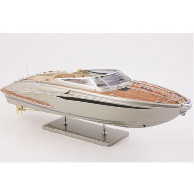 Kiade, Modellboot 'Riva Rivarama hellgrau',  70 cm, Maßstab: 1:20