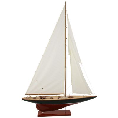 Kiade, Segelboot Legenden, Modell 'Shamrock',  75 cm