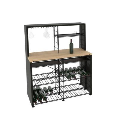 L'Atelier du Vin, hochwertiges Weinbuffet