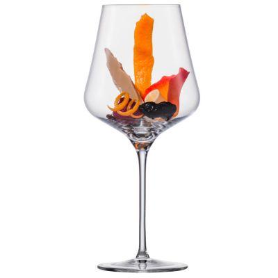 Eisch, Serie Sky Sensis Plus, Burgunder Rotweinglas 518/1, 2 Stück im Geschenkkarton