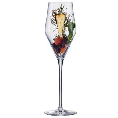 Eisch, Serie Sky Sensis Plus, Sekt- und Champagnerglas 518/7, 2 Stück im Geschenkkarton