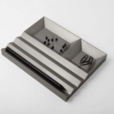 VAU, Modell '12.3 Organiser', Büroset, silber matt
