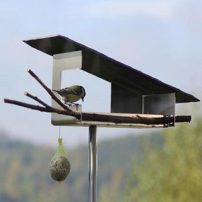 Opossum Design, Vogelhaus VH-6, 3 Ausführungen
