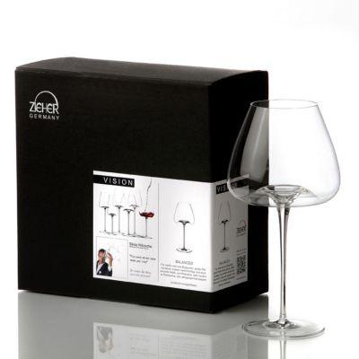 Zieher, Glasserie Vision, Weinglas 'Balanced', 2er Set
