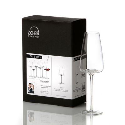 Zieher, Glasserie Vision, Weinglas 'Rich', 2er Set