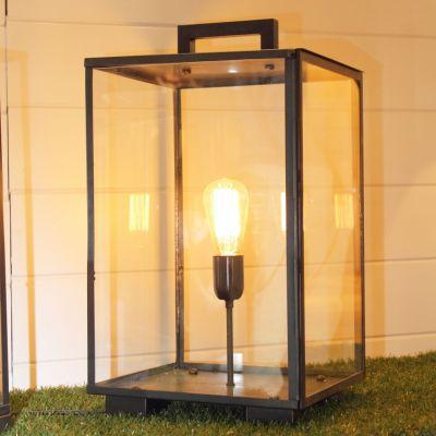Authentage, Lampenserie 'Vitrine', Leuchte 'Table Lantern', verschiedene Ausführungen