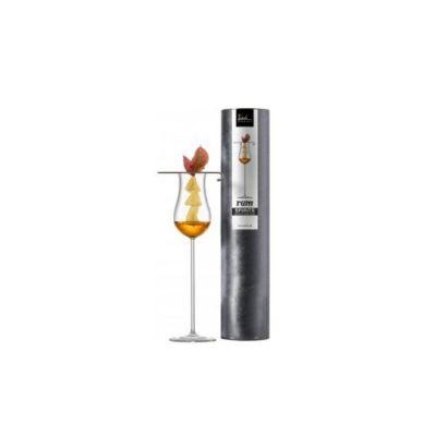 Eisch, Serie Spirits Exklusiv, Sonderglas 'Rum' in Geschenkröhre